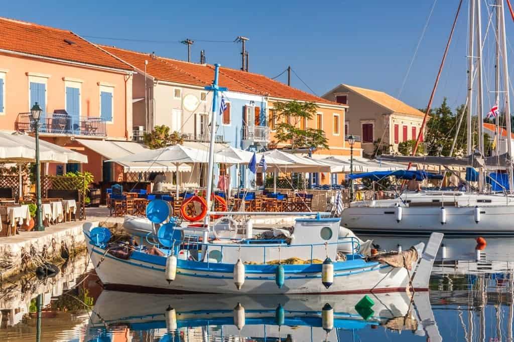 Kefalonia - best Greek islands to visit in September