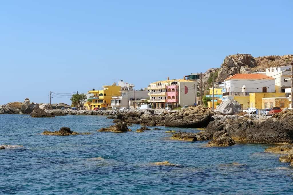Paleochora Crete - the best place to stay in Crete