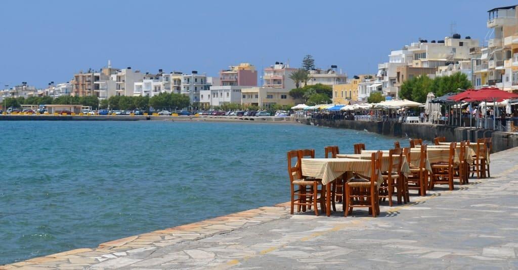 Ierapetra, Crete in Greece