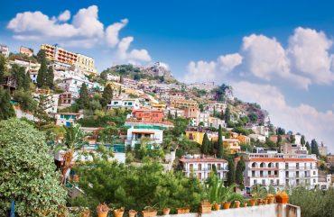 5 days in Sicily itinerary - Taormina