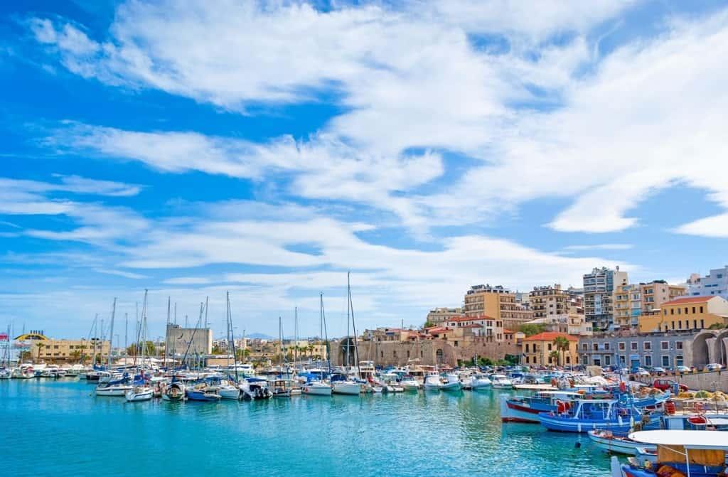where to stay in Crete- Heraklion