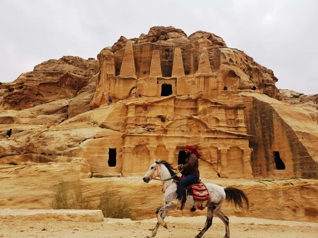 Bab Al Siq - Things to do in Petra