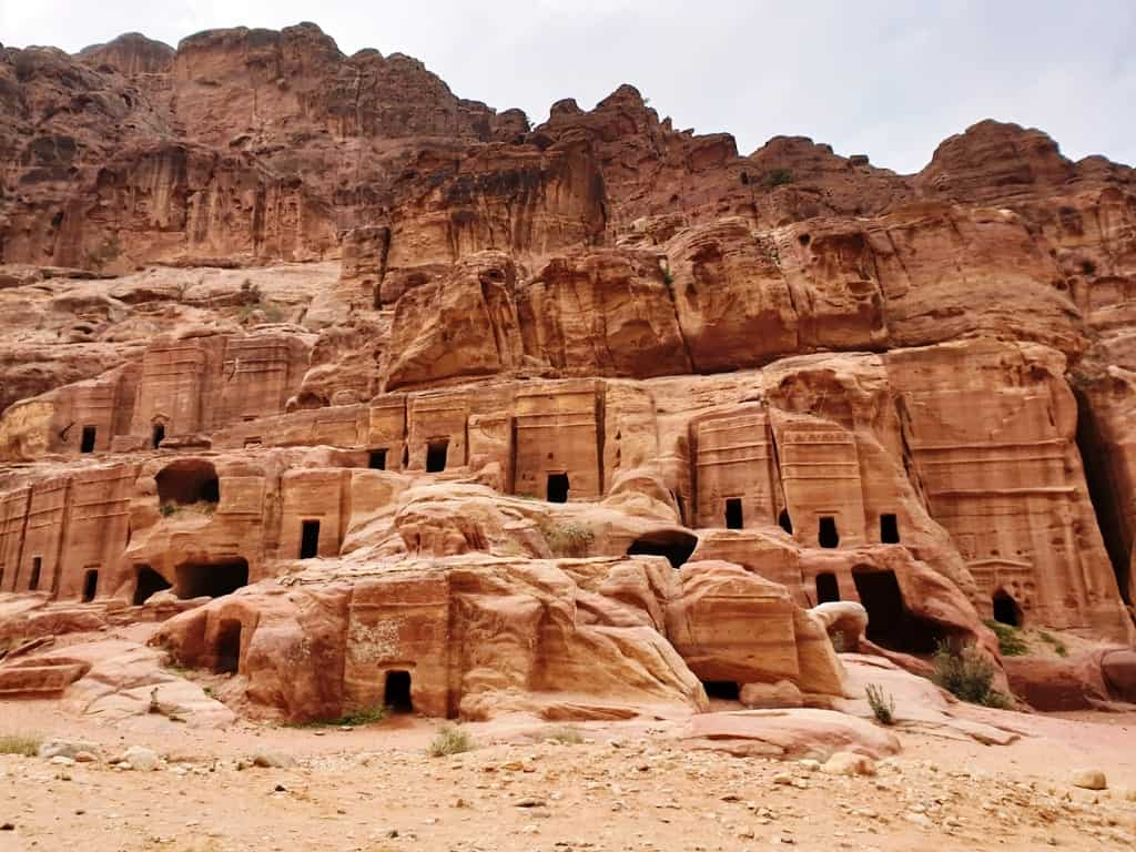 The Street of Facades - Things to see in Petra