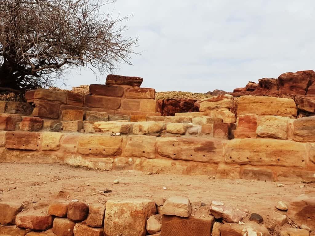 The Nymphaeum Petra