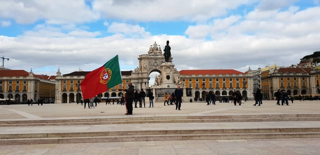 Praça do Comércio - Things to do in Lisbon in 4 days