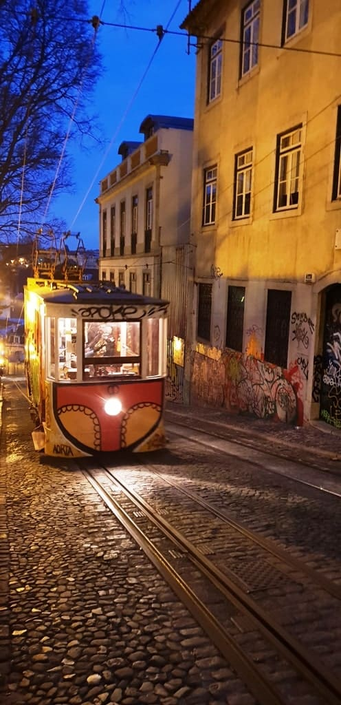 Elevador of Gloria and Bica - How to spend 4 days in 4 days