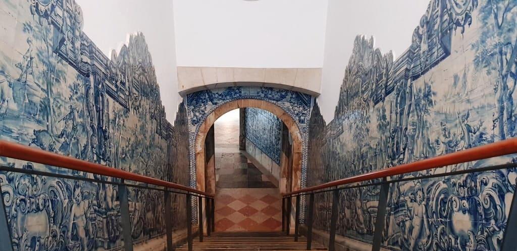 Museo de Azulejos - Lisbon itinerary