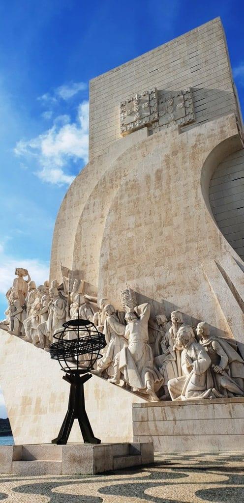 Padrão dos Descobrimentos - Four days in Lisbon