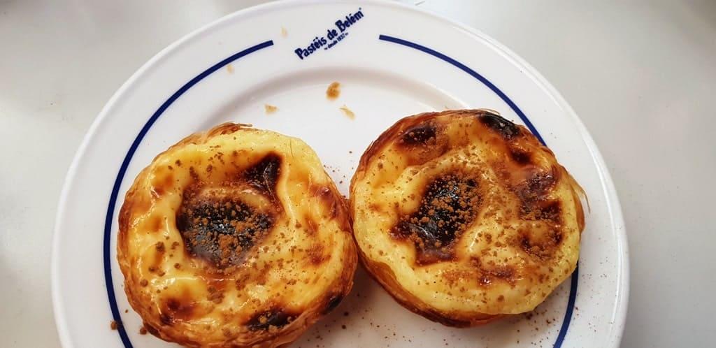Pastéis de Belem - 4 day Lisbon itinerary