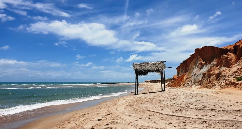 Canoa Quebrada Beach things to do in Canoa Quebrada Ceara brazil
