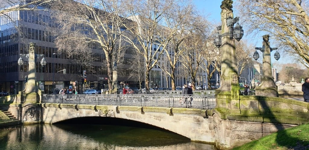Konigsalle - things to do in Dusseldorf for a day