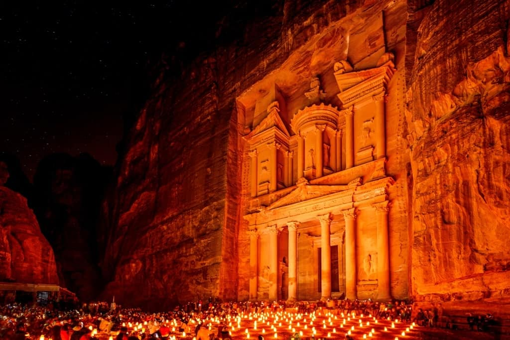 Petra By Night - Things to do in Petra