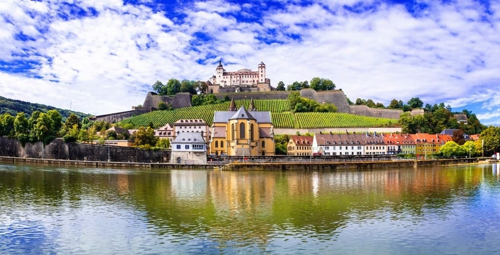 Wurzburg - the places to visit in Germany in summer