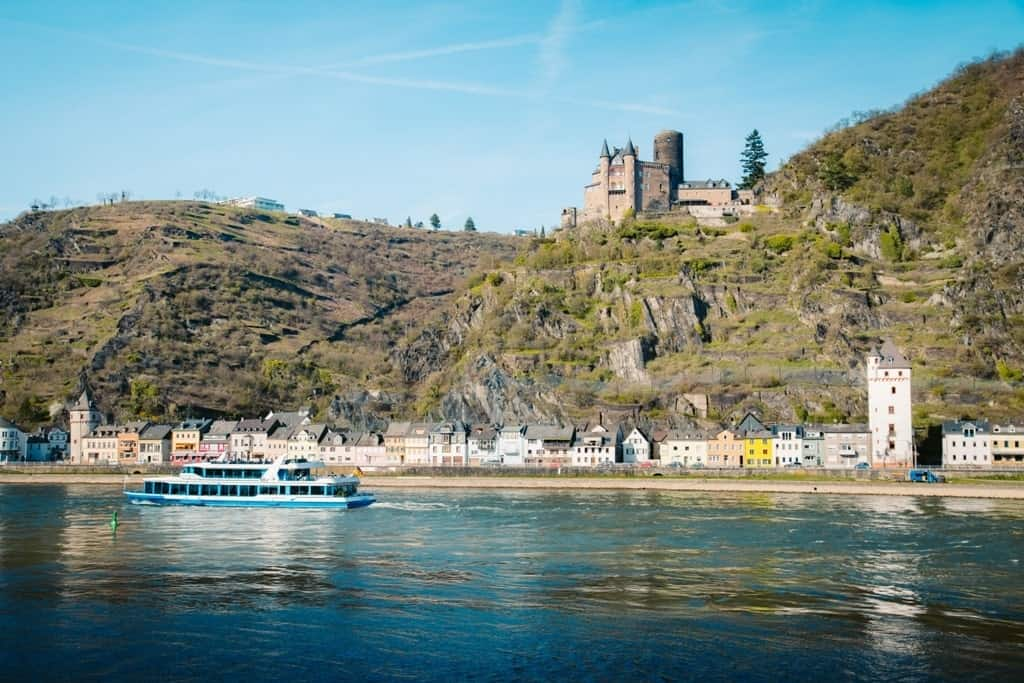 St. Goar -best summer destinations in Germany