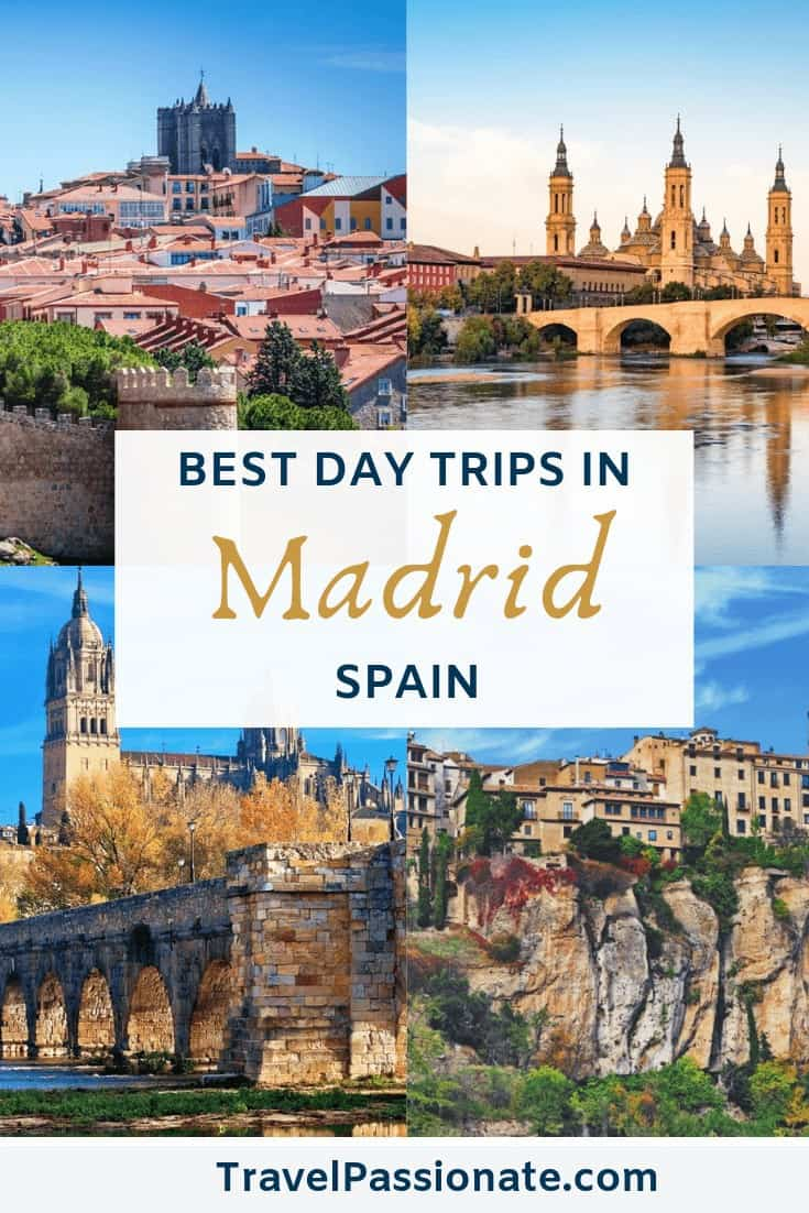 The best day trips from Madrid, A day trip from Madrid to Toledo, Segovia, Avila, Seville and more destinations