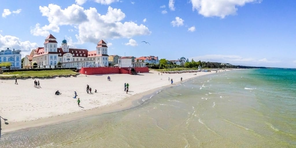 Rügen Island -best summer destinations in Germany