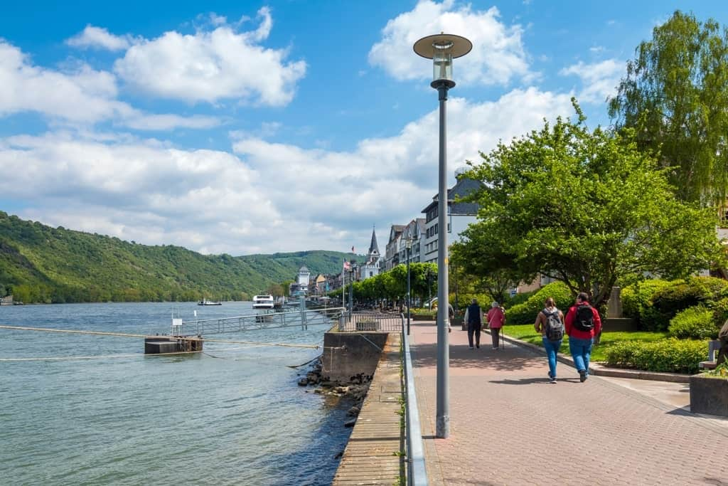 Best Towns to visit on the River Rhine