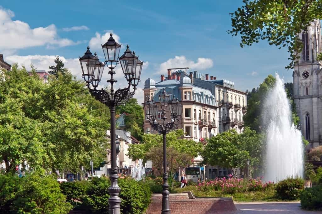Baden Baden - Where to go in Germany in winter