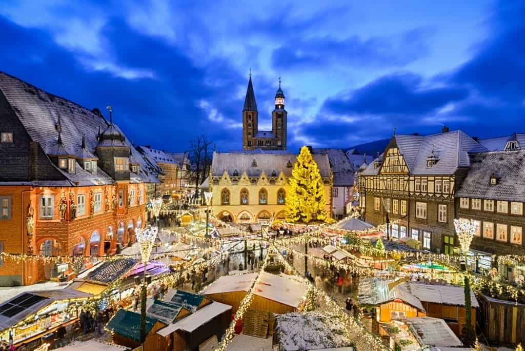 Goslar -German cities to visit in winter