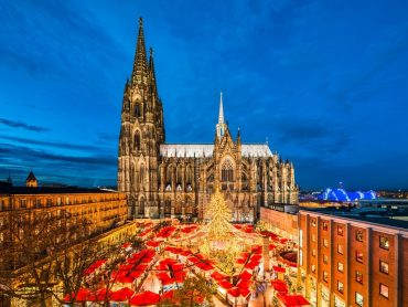 Cologne -German cities to visit in winter
