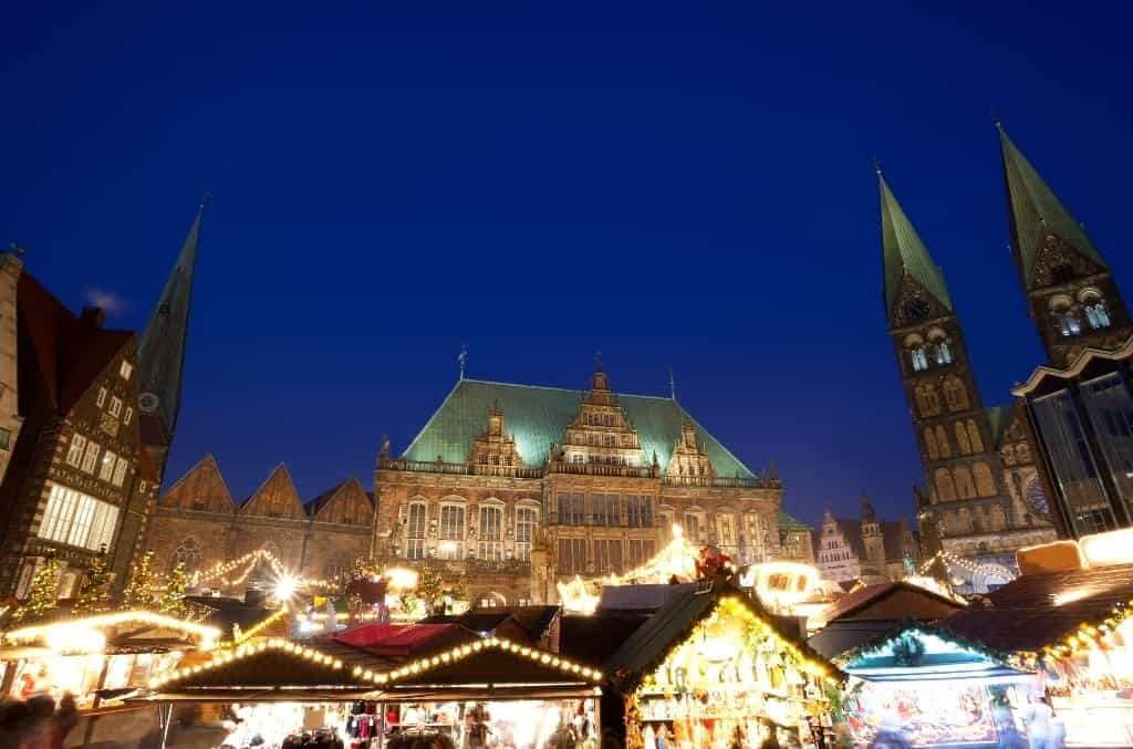 Bremen -German cities to visit in winter