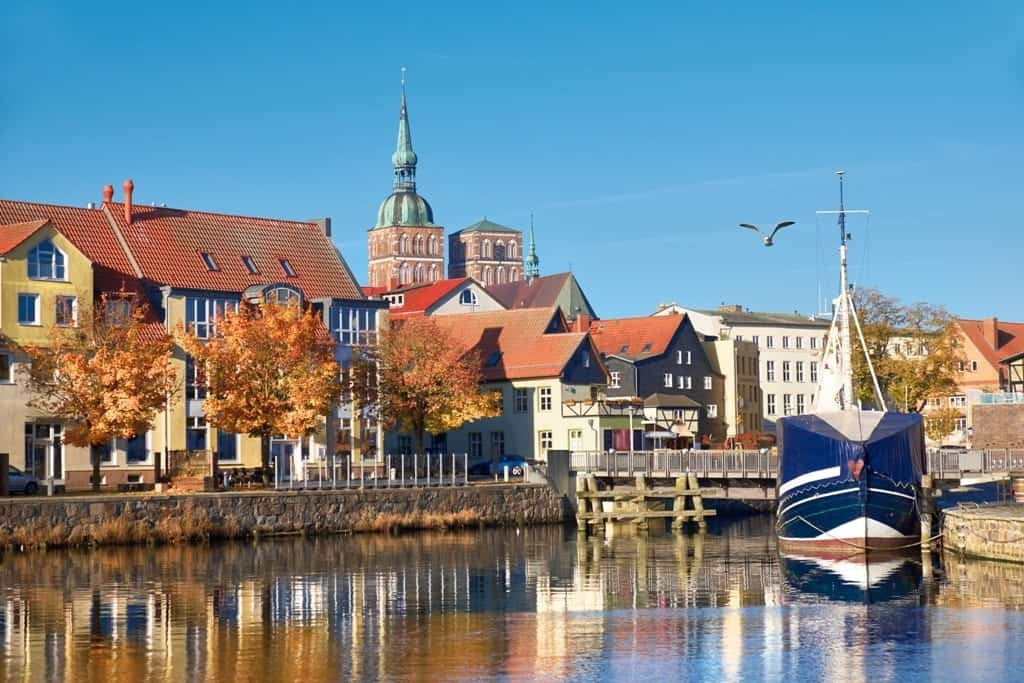 Mecklenburg-Vorpommern - summer destinations in Germany
