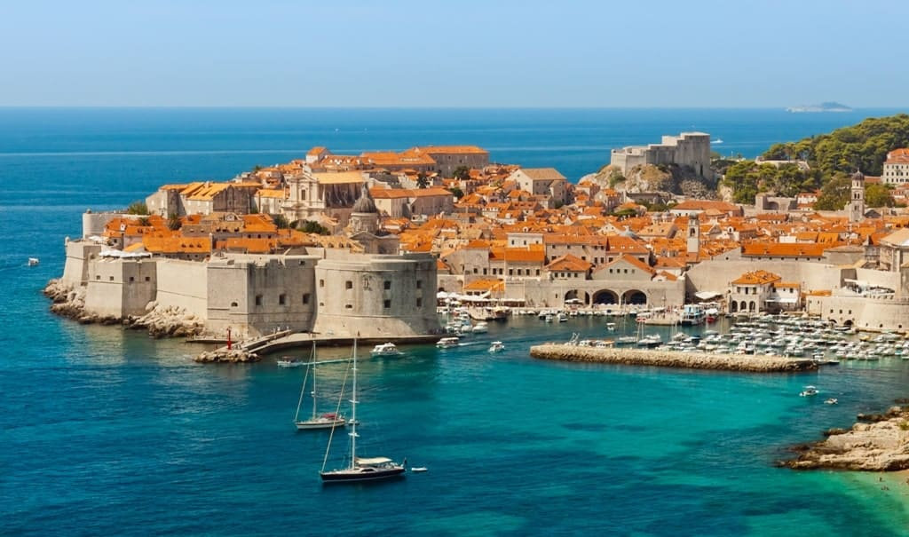 Dubrovnik - Popular Places to Visit in Croatia