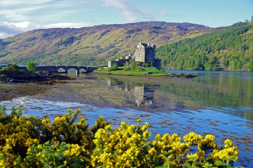 Scottish Highlands is a great place to visit in Europe in May