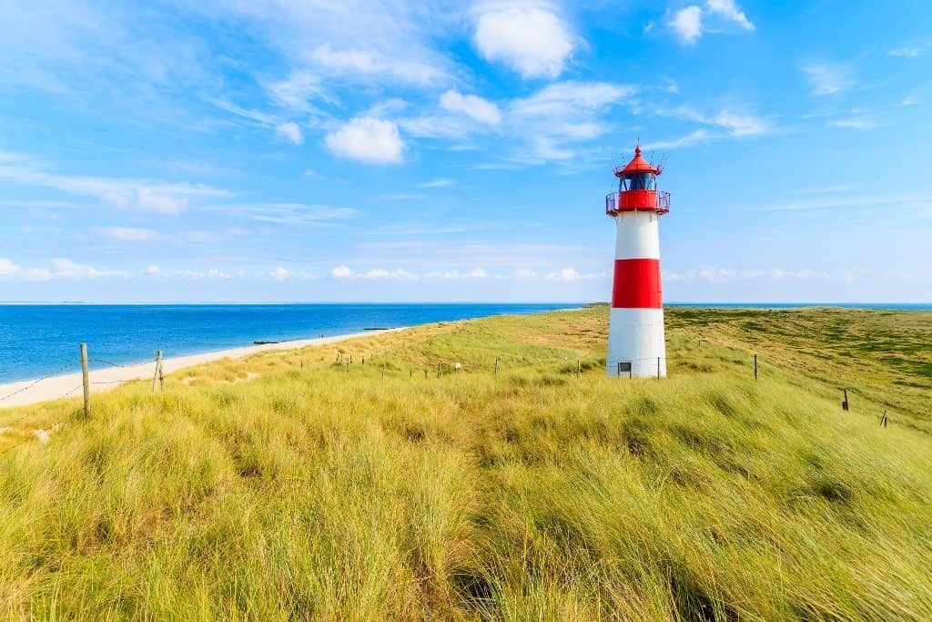 The Island of Sylt - summer destinations in Germany