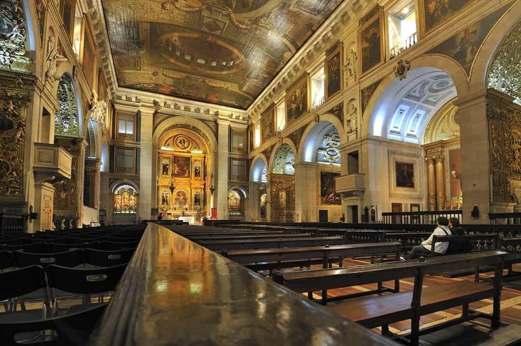 Igreja de Sao Roque - 4 day Lisbon itinerary