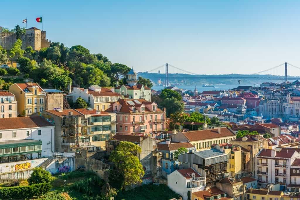 4 day Lisbon itinerary