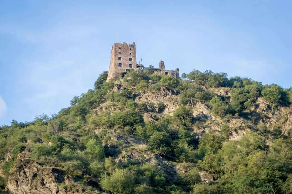 Liebenstein Castle -The best Castles in the Rhine river