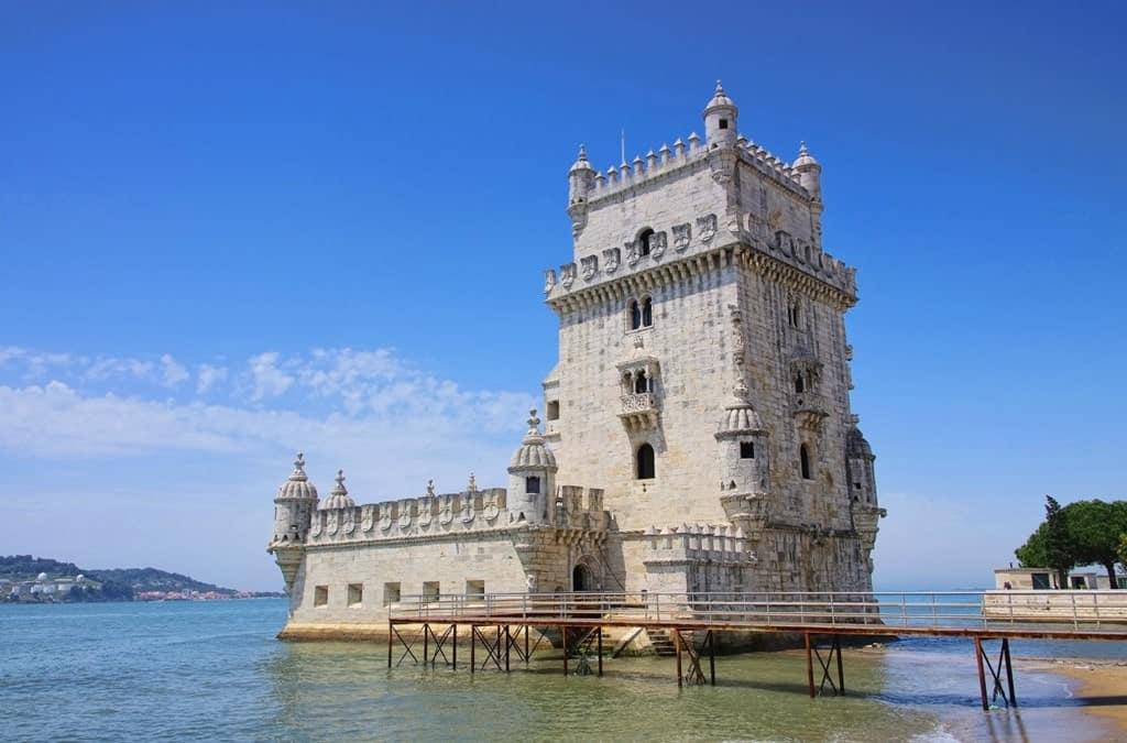 Torre de Belem - 4 day Lisbon itinerary
