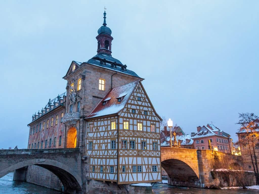 Bamberg -Best places to visit in Germany in winter