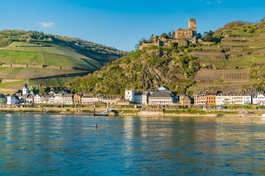 Maus (Mouse) Castle -The Best Rhine River Castles to Visit