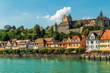 Bodensee  - summer destinations in Germany