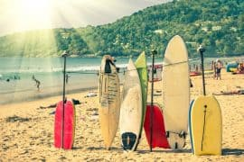 The best places to surf around the world