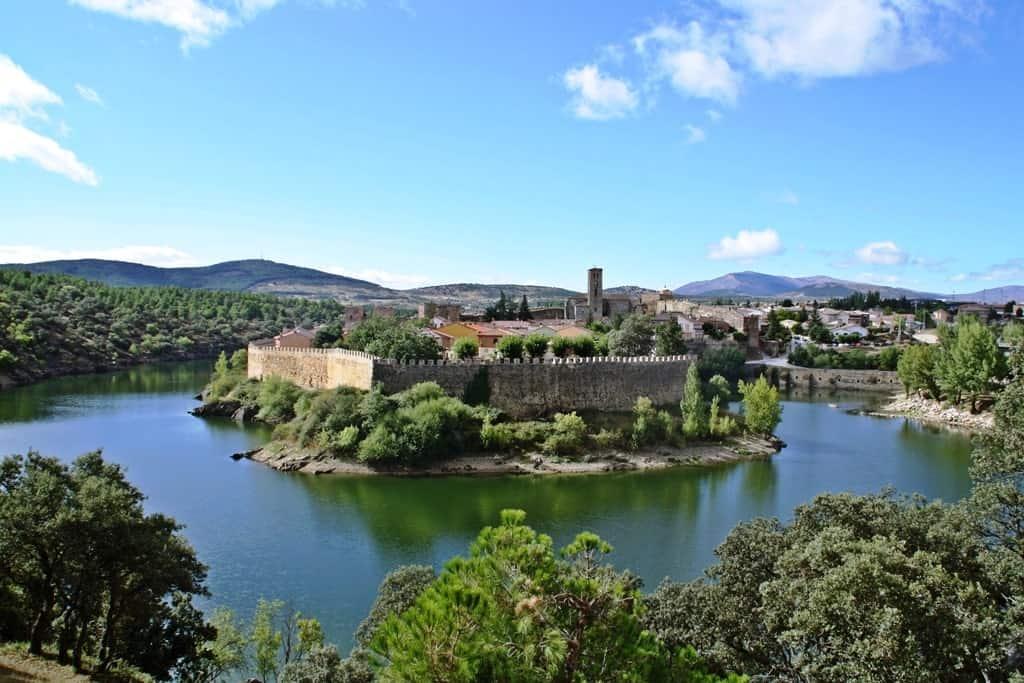Buitrago de Lozoya - madrid day trip