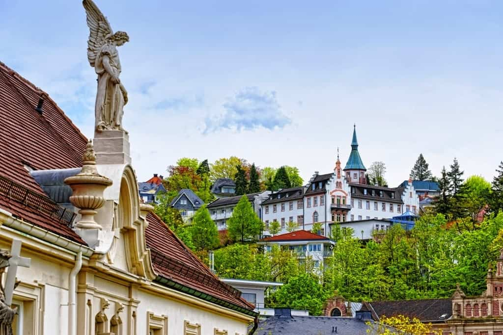Best Spas In Baden Baden Germany And Things To Do Travel Passionate