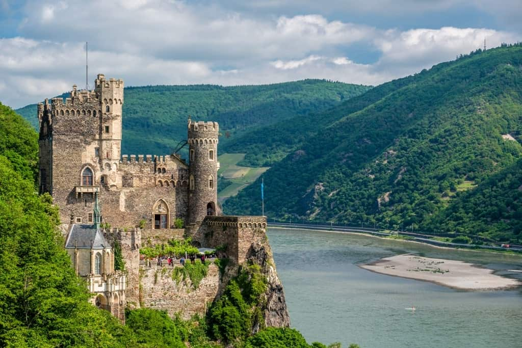 Castle Hunting in the Rhine Valley - Where to go in Europe in September