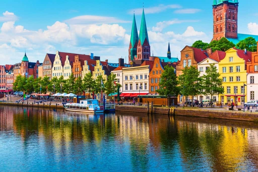 Lübeck - the places to visit in Germany in summer
