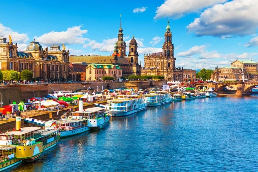 Dresden -the places to visit in Germany in summer