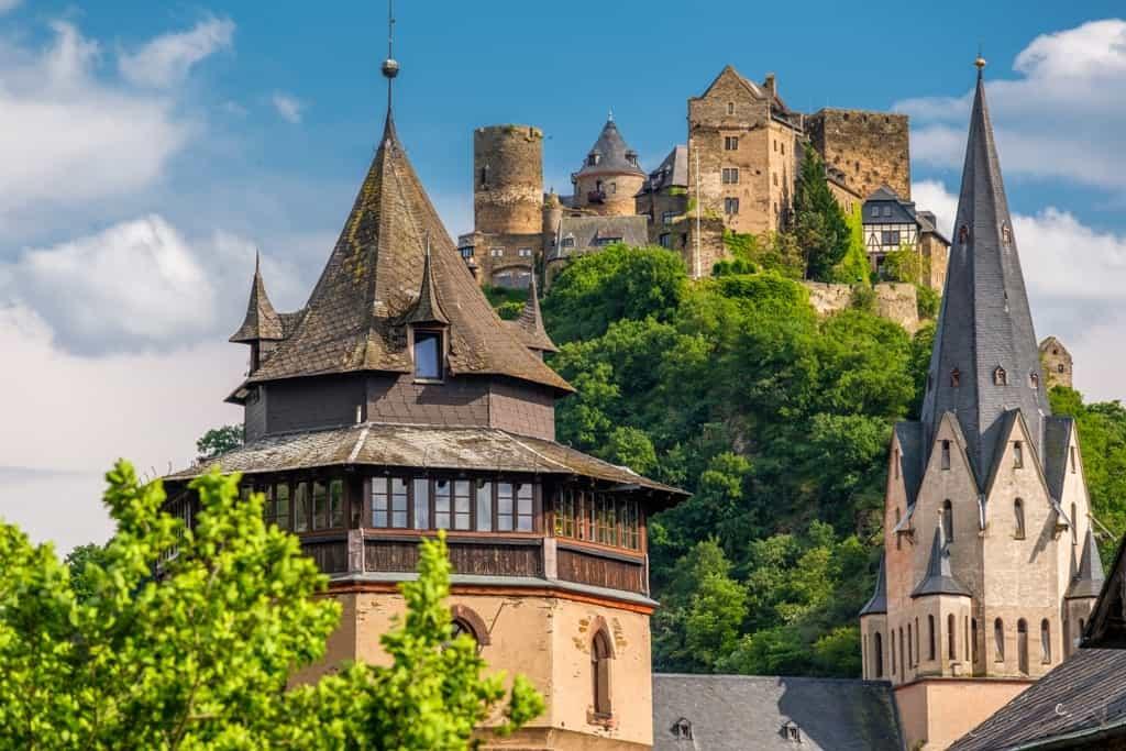Schönburg Castle - The Best Rhine River Castles to Visit