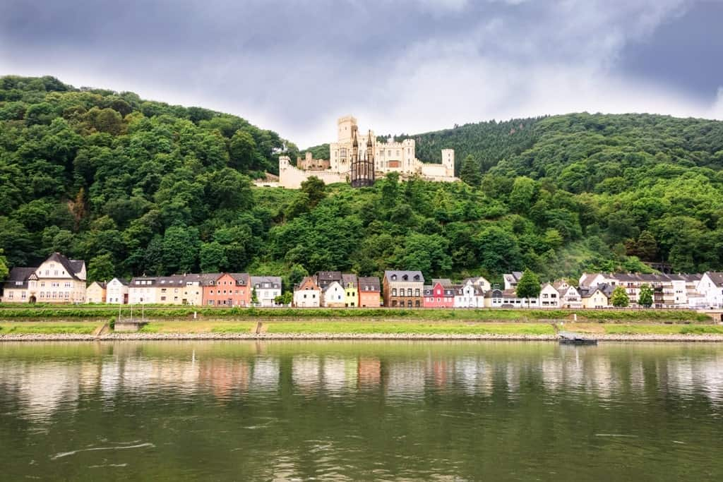 Stolzenfels Palace- The Best Rhine River Castles to Visit
