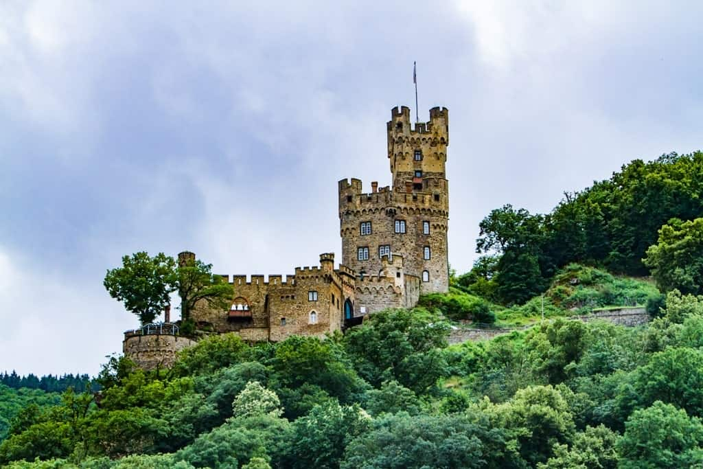 Sooneck Castle -The Best Rhine River Castles to Visit
