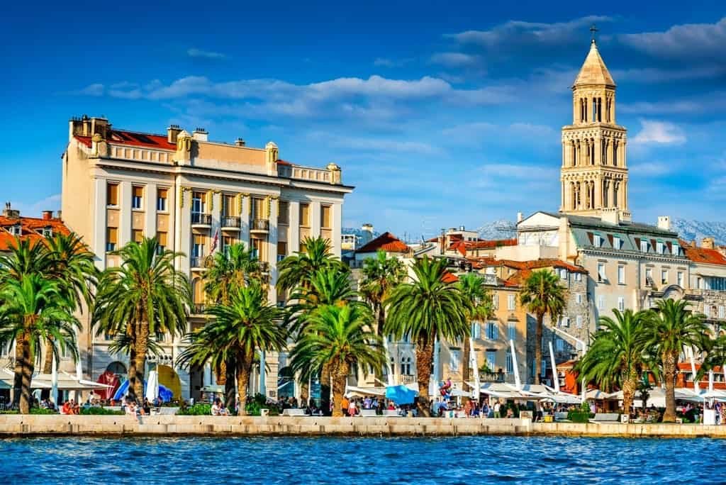 Split - Popular Places to Visit in Croatia