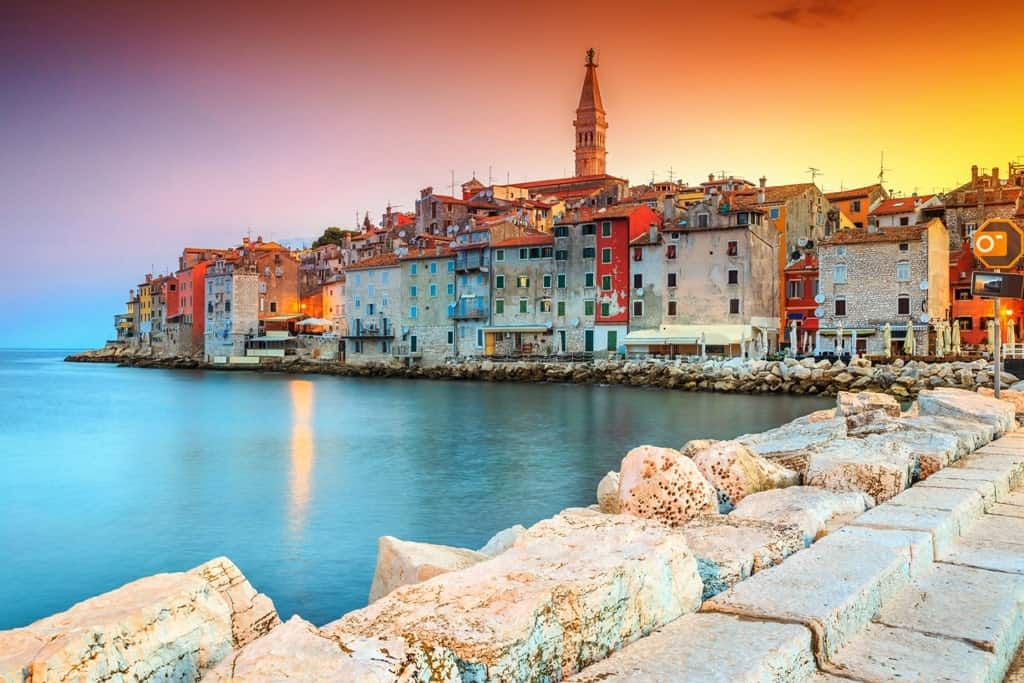 Rovinj - Popular Places to Visit in Croatia