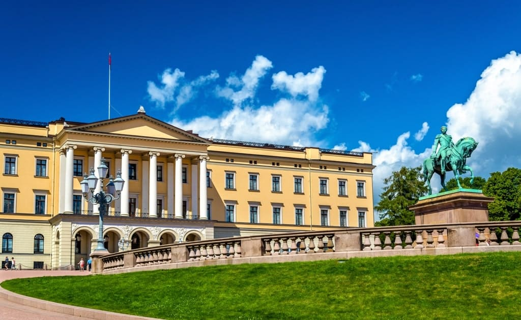 Oslo, best places to visit in May in Europe