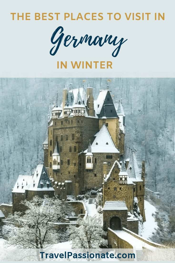 The best places to visit in Germany in winter, winter destinations in Germany, Villages and cities great for winter in Germany