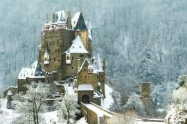 Eltz Castle - Mosel Valley - Best winter destinations in Germany